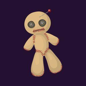 voodoo doll curse