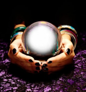 How To Use A Crystal Ball: A Beginner's Guide To Crystal Gazing
