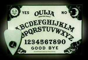 rules to follow on the ouija board