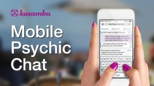 kasamba chat app for mobile phone