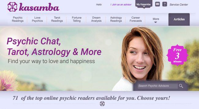 kasamba.com website