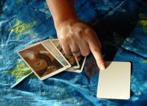 lecture de tarot