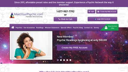 meet your psychic