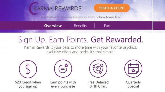 karma rewards