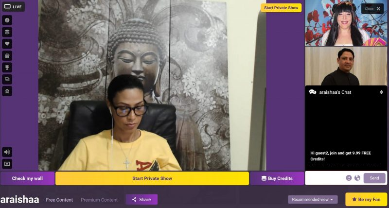 oranum chat room